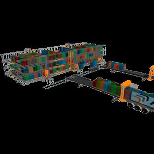 Automatización de almacenamientos y cargas ACTIW