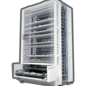 Automatización de almacenamientos verticales - MODULA
